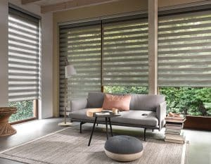 Automatic Luxaflex Twist Roller Blinds